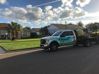 Yard mowing company in Davenport , FL, 33897