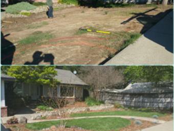 Yard mowing company in Sac, CA, 95826