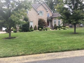 Yard mowing company in Murfreesboro , TN, 37128