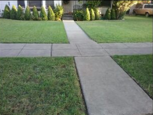 Yard mowing company in Clovis, CA, 93612