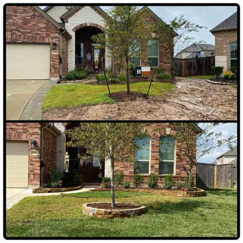 Yard mowing company in Spring, TX, 77379