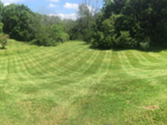 Yard mowing company in Livton, IN, 46149