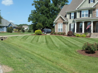 Yard mowing company in Fuquay Varina, NC, 27526