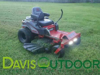 Yard mowing company in Orlando, FL, 32810