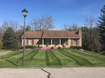 Yard mowing company in La Grange, KY, 40031