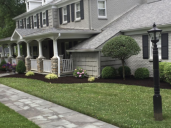 Yard mowing company in Cincinnati, OH, 45243