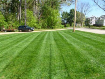 Yard mowing company in Okc, OK, 73135