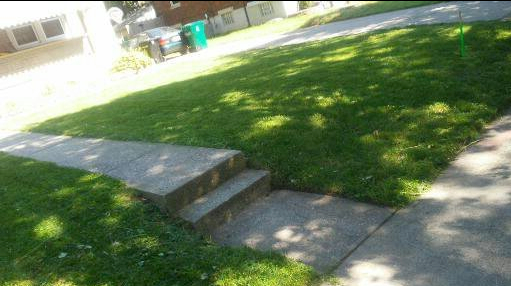 Yard mowing company in Cincinnati, OH, 45204