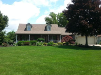 Yard mowing company in Johnstown, OH, 43031