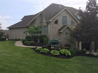 Yard mowing company in West Chester Township, OH, 45069
