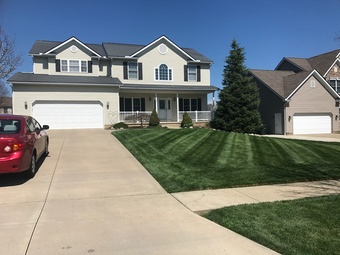 Yard mowing company in Munroe Falls, OH, 44262