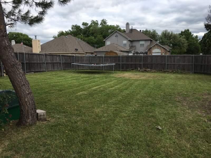 Yard mowing company in Garland, TX, 75040