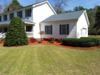 Yard mowing company in Grifton, NC, 28530