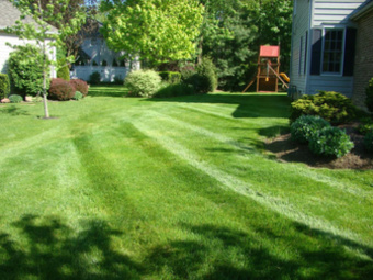 Yard mowing company in Columbia Station, OH, 44028