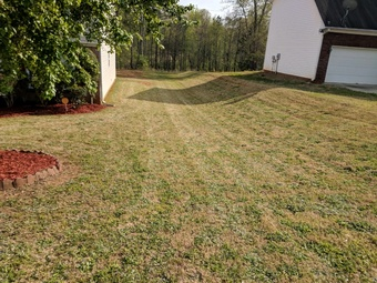 Yard mowing company in Covington, GA, 30016