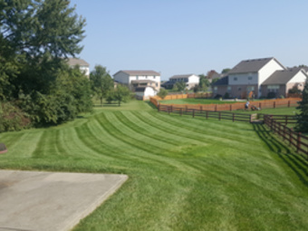 Yard mowing company in Liberty Twp, OH, 45011