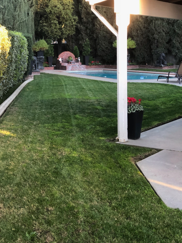 Yard mowing company in Modesto, CA, 95350