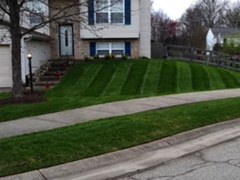 Yard mowing company in Moscow, OH, 45153