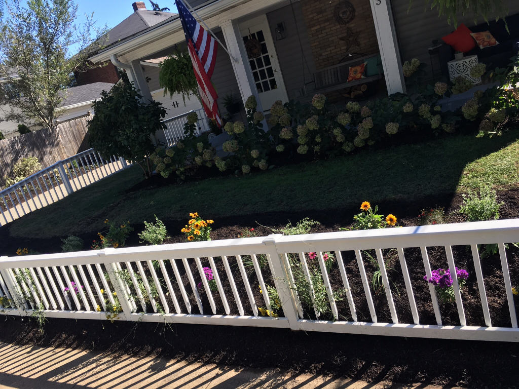 Yard mowing company in Franklin , IN, 46131