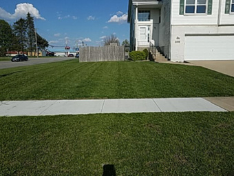Yard mowing company in Channahon , IL, 60410