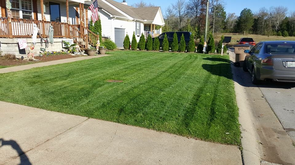 Yard mowing company in Hermitage , TN, 37076
