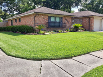 Yard mowing company in Houston, TX, 77013