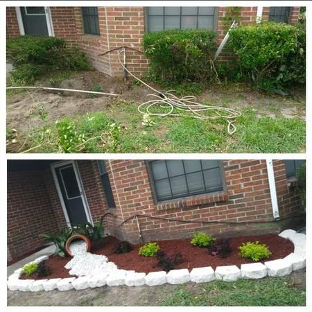 Yard mowing company in Jacksonville, FL, 32208