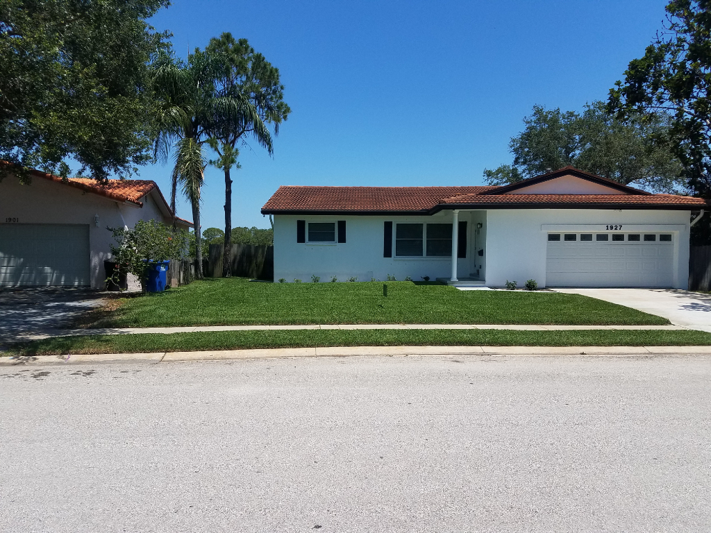 Yard mowing company in Pinellas Park, FL, 33782