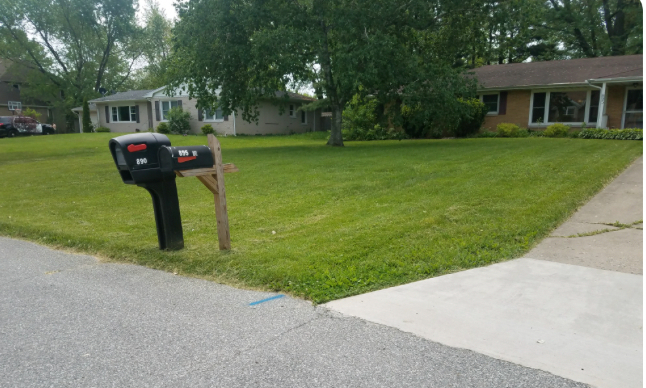Yard mowing company in Merrillville, IN, 46410