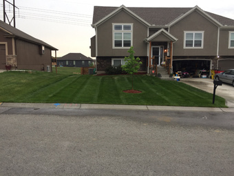 Yard mowing company in Grain Valley , MO, 64029