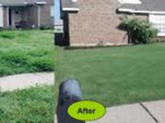 Yard mowing company in San Antonio, TX, 78256