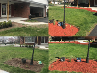 Yard mowing company in Bolingbrook , IL, 60440