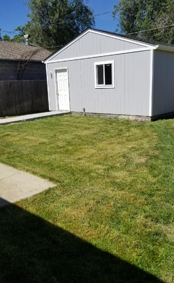 Yard mowing company in Denver, CO, 80219