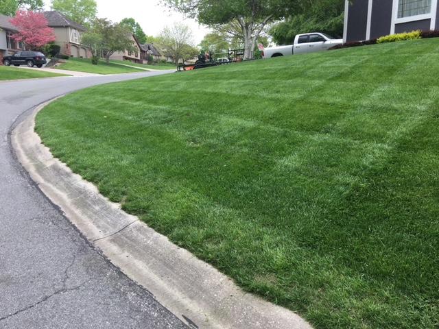 Yard mowing company in Greenwood, MO, 64034