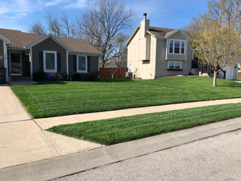 Yard mowing company in Gardner, KS, 66030