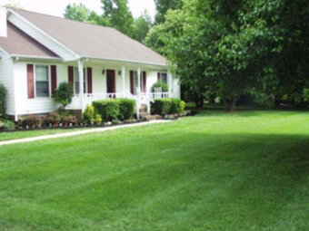 Yard mowing company in Lewisburg , TN, 37091