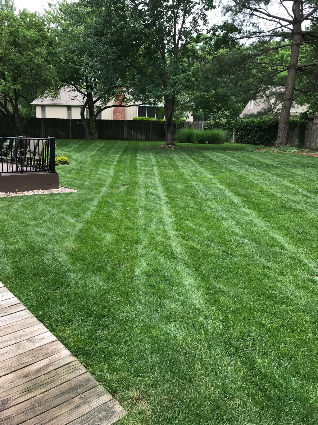 Yard mowing company in Prairie Village, KS, 66207