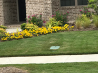 Yard mowing company in Gunter, TX, 75058