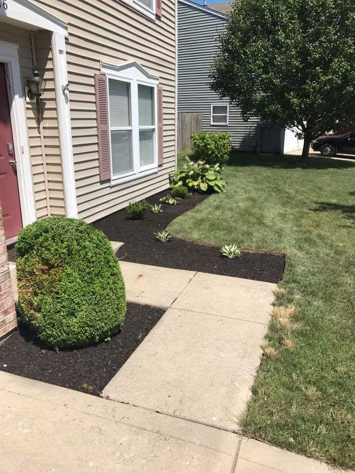 Yard mowing company in Greenfield , IN, 46140