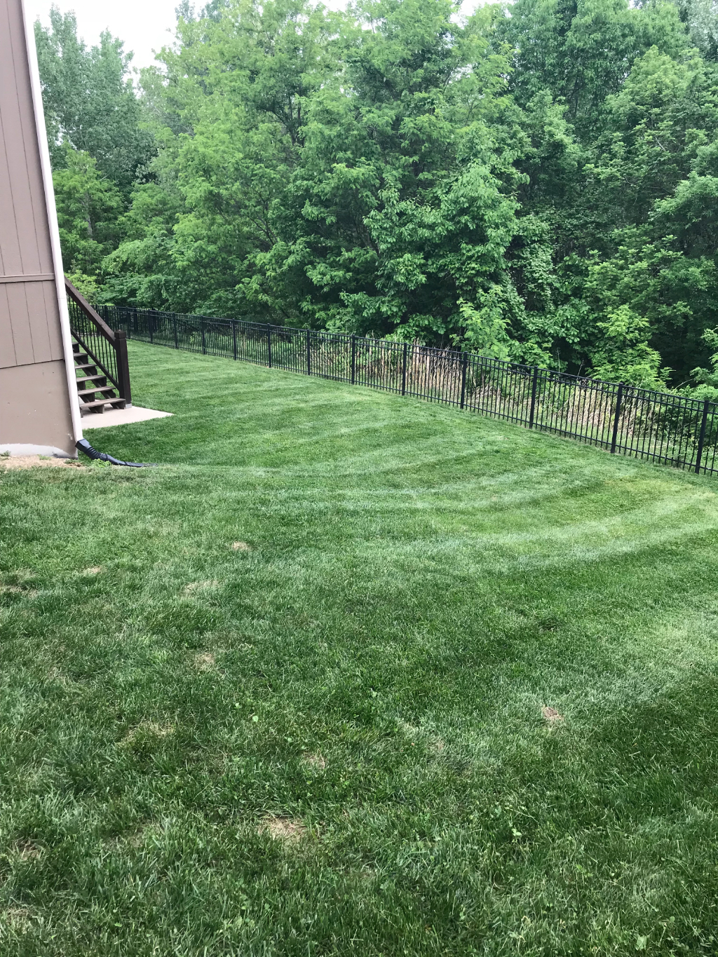 Yard mowing company in Smithville, MO, 64089