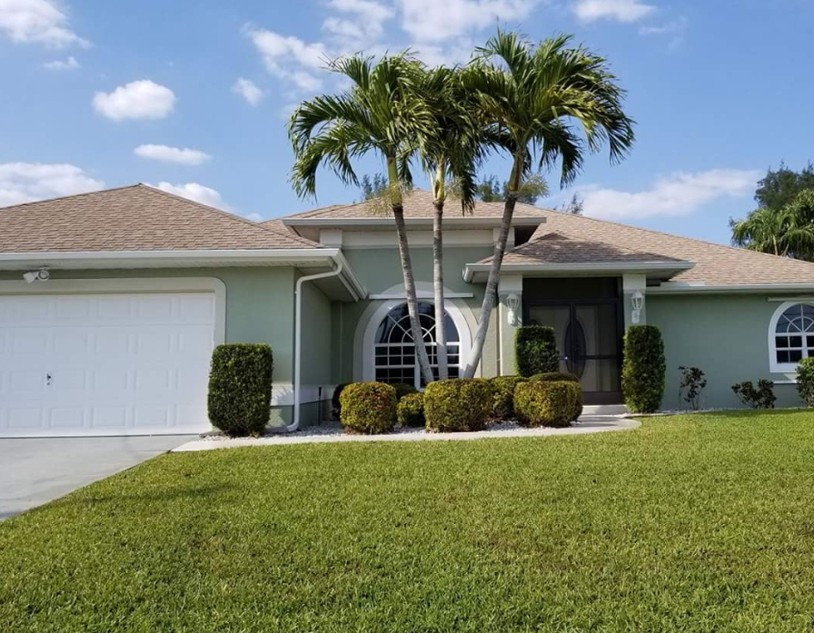 Yard mowing company in Cape Coral, FL, 33990