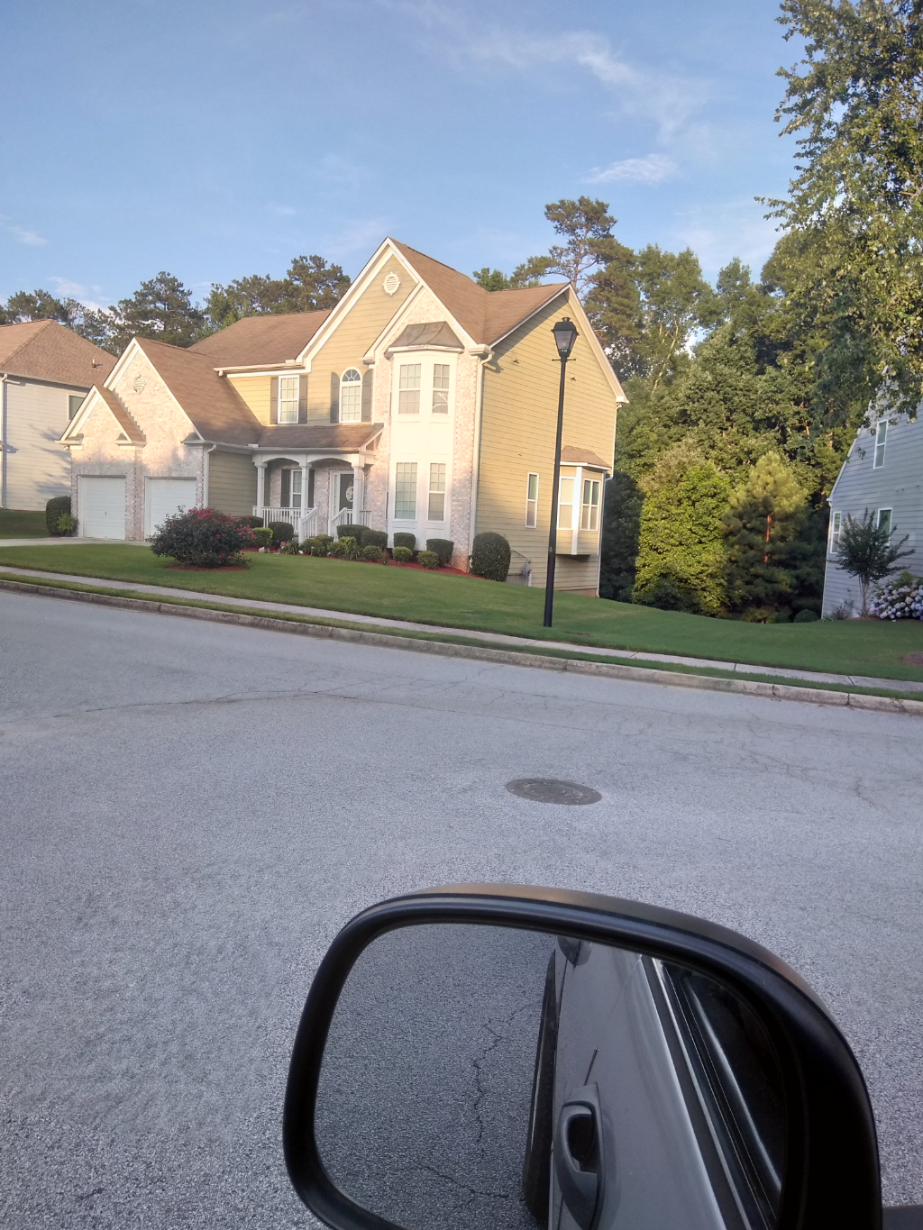 Yard mowing company in Hiram, GA, 30141