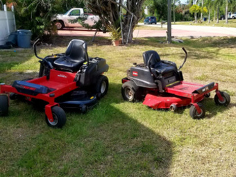 Yard mowing company in Ft. Myers, FL, 33967