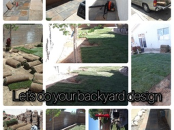 Yard mowing company in Albuquerque, NM, 87110