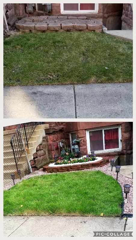 Yard mowing company in Chicago, IL, 60637