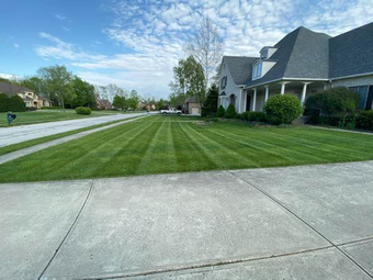 Yard mowing company in Indianapolis, IN, 46234