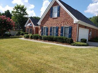 Yard mowing company in Lilburn, GA, 30047