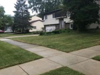 Yard mowing company in Streamwood, IL, 60107