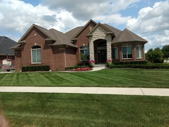 Yard mowing company in Clinton Township, MI, 48038