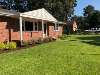 Yard mowing company in Portsmouth, VA, 23703